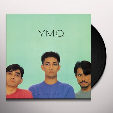 Yellow Magic Orchestra NAUGHTY BOYS (COLLECTOR'S VINYL EDITION) Vinyl Record