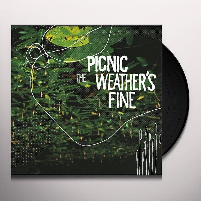 Picnic WEATHER'S FINE Vinyl Record