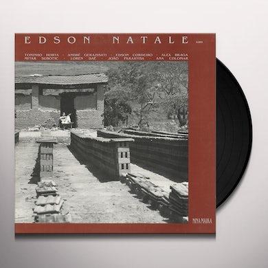 Edson Natale NINA MAIKA Vinyl Record