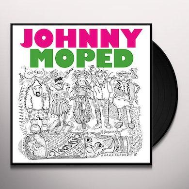Johnny Moped CATATONIC Vinyl Record