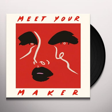 Club Kuru MEET YOUR MAKER Vinyl Record