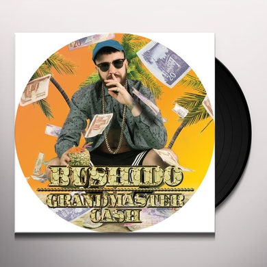 GRANDMASTER CASH Vinyl Record