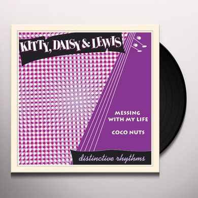 Kitty, Daisy & Lewis MESSING WITH MY LIFE Vinyl Record