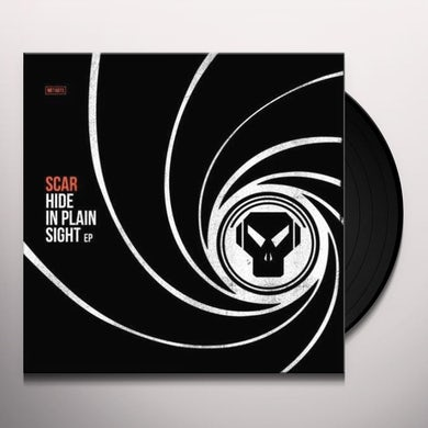 Scar HIDE IN PLAIN SIGHT Vinyl Record