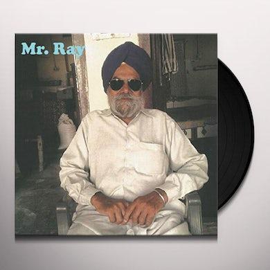 Mr Ray INTERIOR Vinyl Record