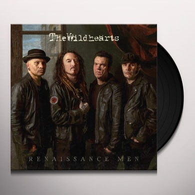 The Wildhearts RENAISSANCE MEN Vinyl Record