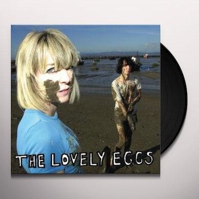 The Lovely Eggs COB DOMINOS Vinyl Record