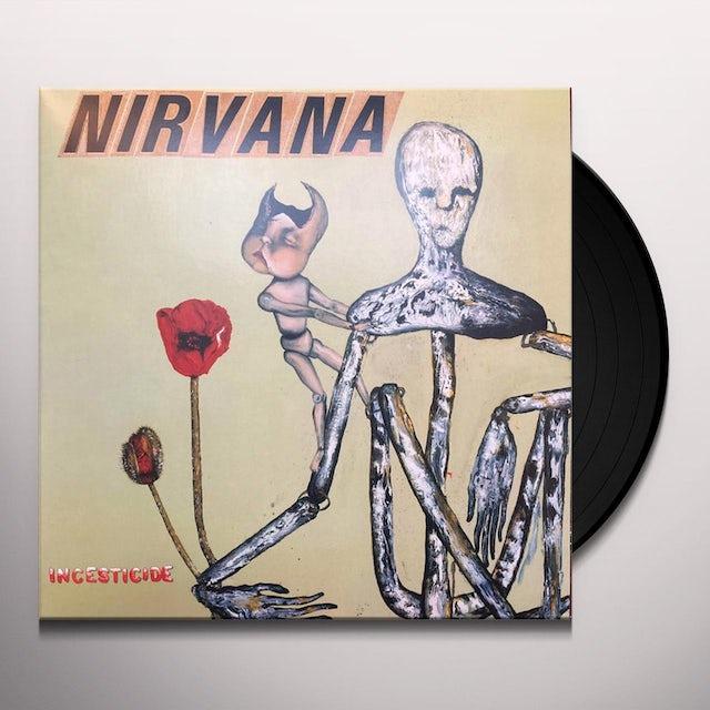 Nirvana INCESTICIDE (20TH ANNIVERSARY 45RPM EDITION) Vinyl Record