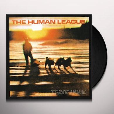 The Human League TRAVELOGUE Vinyl Record