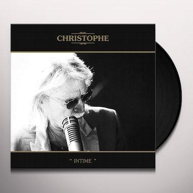 Christophe INTIME Vinyl Record