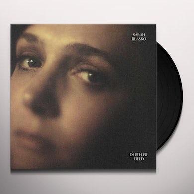 Sarah Blasko DEPTH OF FIELD Vinyl Record