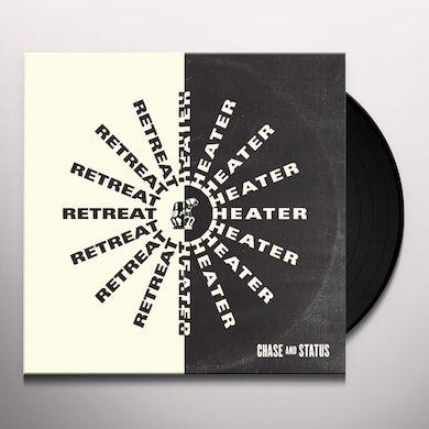 RETREAT2018 / HEATER Vinyl Record