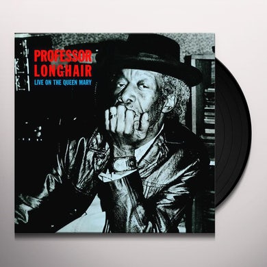 Professor Longhair Live On The Queen Mary (LP) Vinyl Record