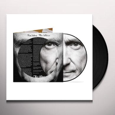 Phil Collins Face Value Vinyl Record