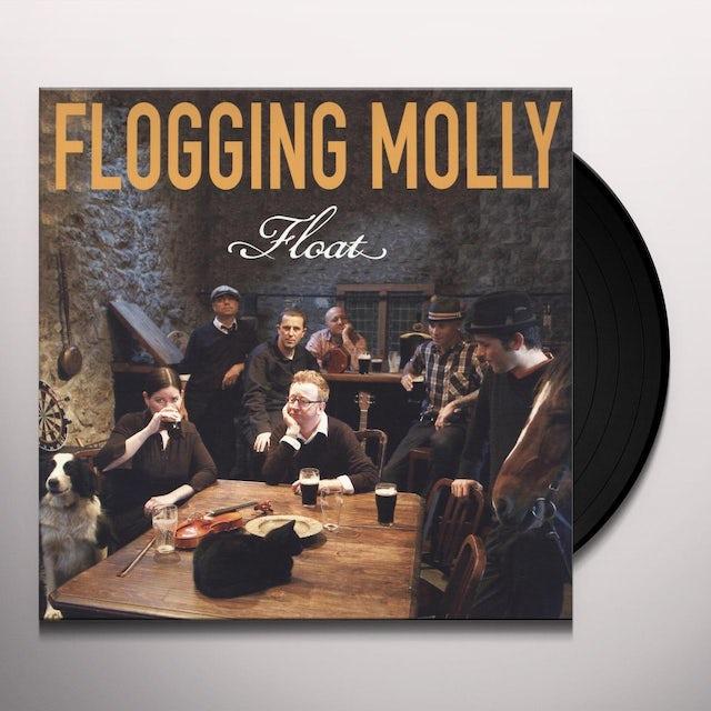 Flogging Molly FLOAT Vinyl Record