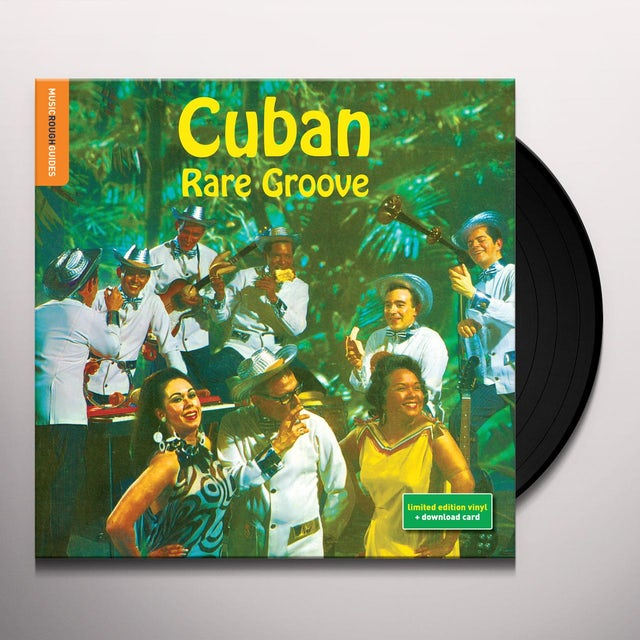 Rough Guide To Cuban Rare Groove / Various