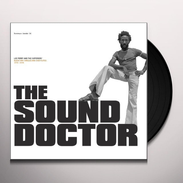 Lee Perry & The Sufferers SOUND DOCTOR Vinyl Record