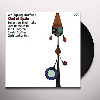 Wolfgang Haffner KIND OF SPAIN Vinyl Record