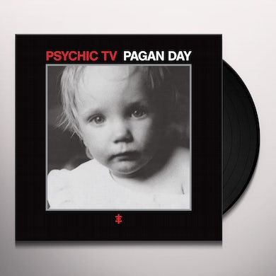 Psychic Tv PAGAN DAY Vinyl Record