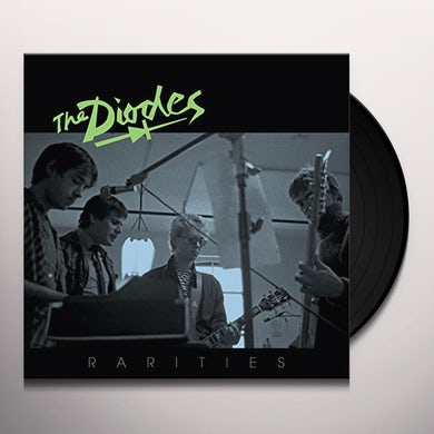 Diodes RARITIES (CLEAR VINYL) Vinyl Record