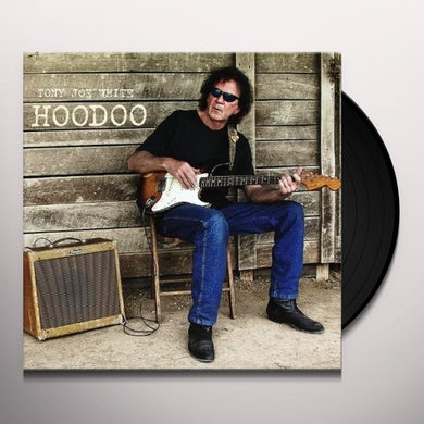 Tony Joe White HOODOO Vinyl Record