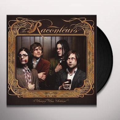 The Raconteurs BROKEN BOY SOLDIER PT. 2 Vinyl Record