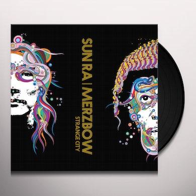 Sun Ra / Merzbow STRANGE CITY Vinyl Record
