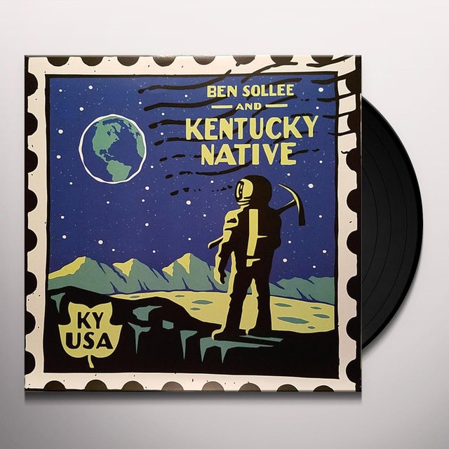 Ben Sollee KENTUCKY NATIVE Vinyl Record