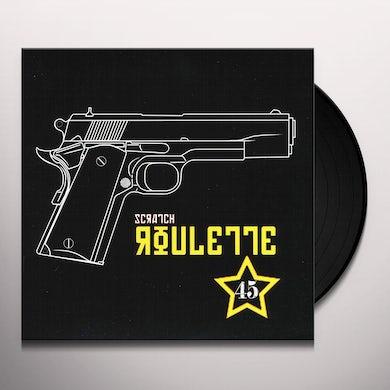 SCRATCH ROULETTE 45 Vinyl Record