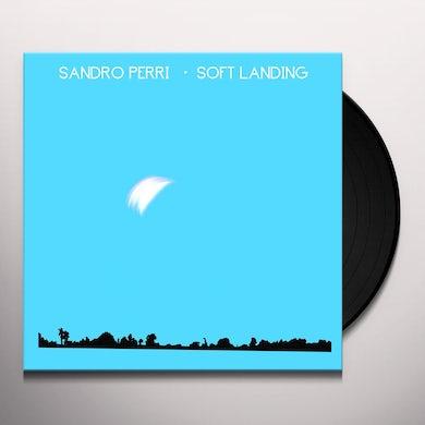Sandro Perri SOFT LANDING Vinyl Record