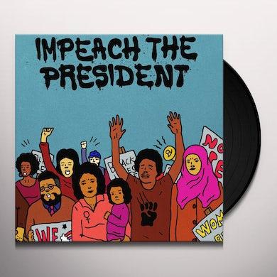 Sure Fire Soul Ensemble / Kelly Finnigan IMPEACH THE PRESIDENT Vinyl Record