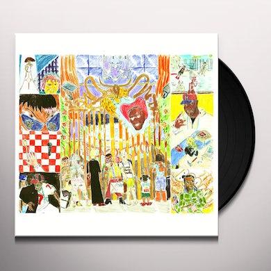 Fat Tony EXOTICA (TRI-COLORED VINYL/DL CARD) Vinyl Record
