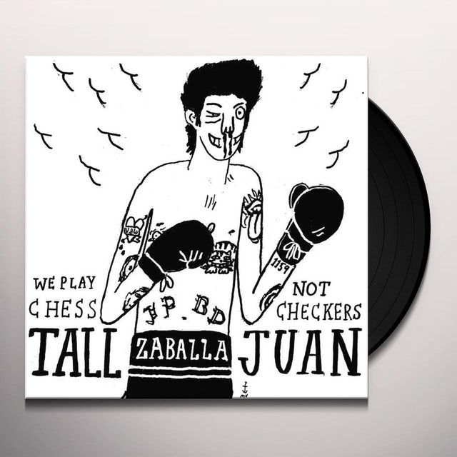 TALL JUAN FALLING DOWN Vinyl Record