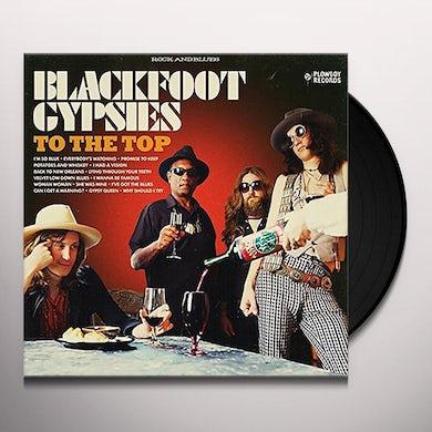 BLACKFOOT GYPSIES TO THE TOP Vinyl Record