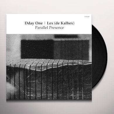 Dday One & Lex PARALLEL PRESENCE Vinyl Record