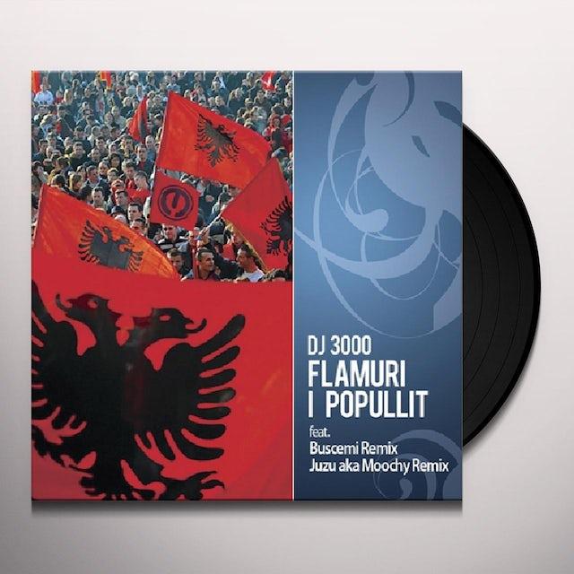 Dj 3000 FLAMURI Vinyl Record