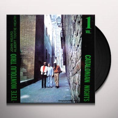 Tete Montoliu CATALONIAN NIGHTS 1 Vinyl Record