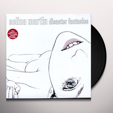Selena Martin DISASTER FANTASIES Vinyl Record