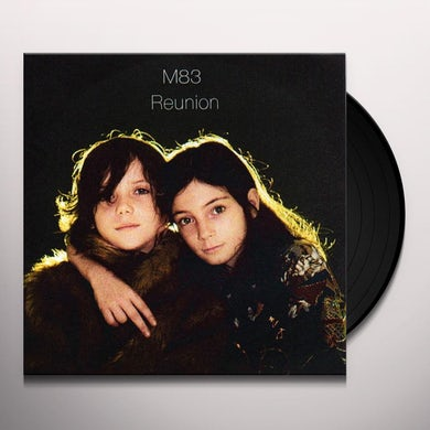 M83 REUNION Vinyl Record