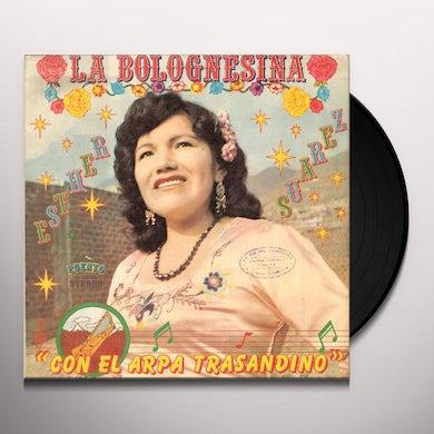 Esther Suarez BOLOGNESINA Vinyl Record