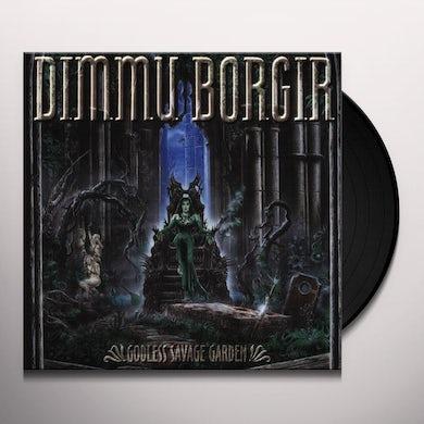 Dimmu Borgir GODLESS SAVAGE GARDEN Vinyl Record