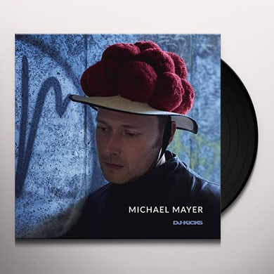 Michael Mayer DJ-KICKS Vinyl Record
