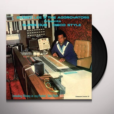 Bunny Lee / Aggrovators SUPER DUB DISCO STYLE Vinyl Record