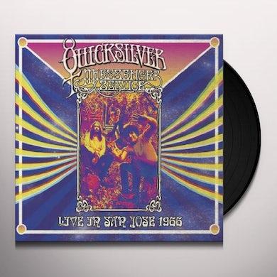 Live in San Jose: September 1966: Quicksilver Messenger Service Vinyl Record