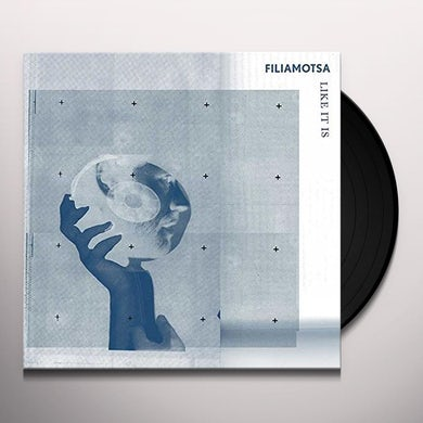 FILIAMOTSA LIKE IT IS Vinyl Record