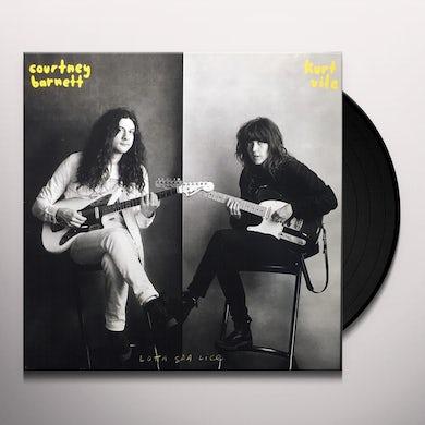 Courtney Barnett LOTTA SEA LICE Vinyl Record