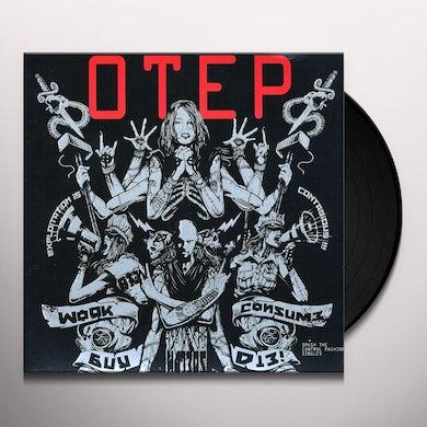 Otep SMASH THE CONTROL MACHINE SINGLES Vinyl Record