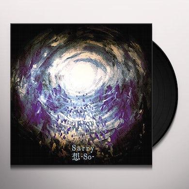 Sarry SO Vinyl Record