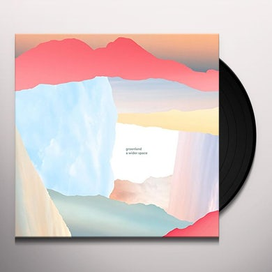 Groenland WIDER SPACE Vinyl Record