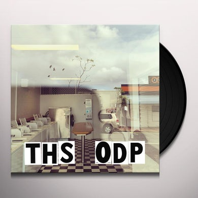 The Hold Steady OPEN DOOR POLICY Vinyl Record
